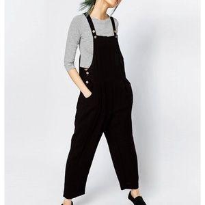 Monki Brand Overalls XS